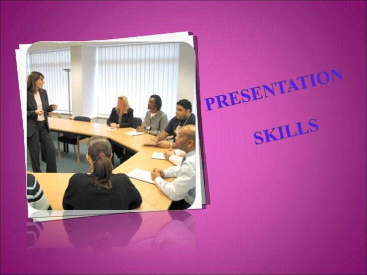 Kirthi presentation skills