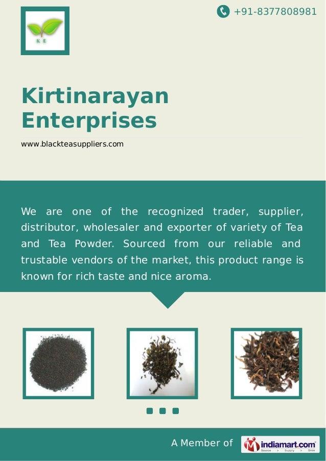 Kirtinarayan enterprises