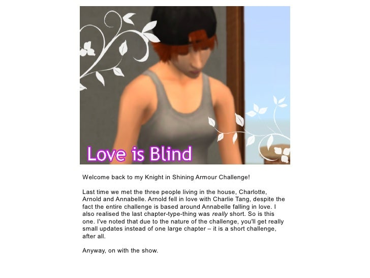 Love is Blind: Will There Be Cake?