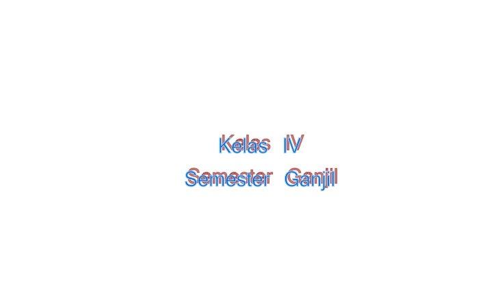 Kisi kisi and kartu soal b.inggris kls 4