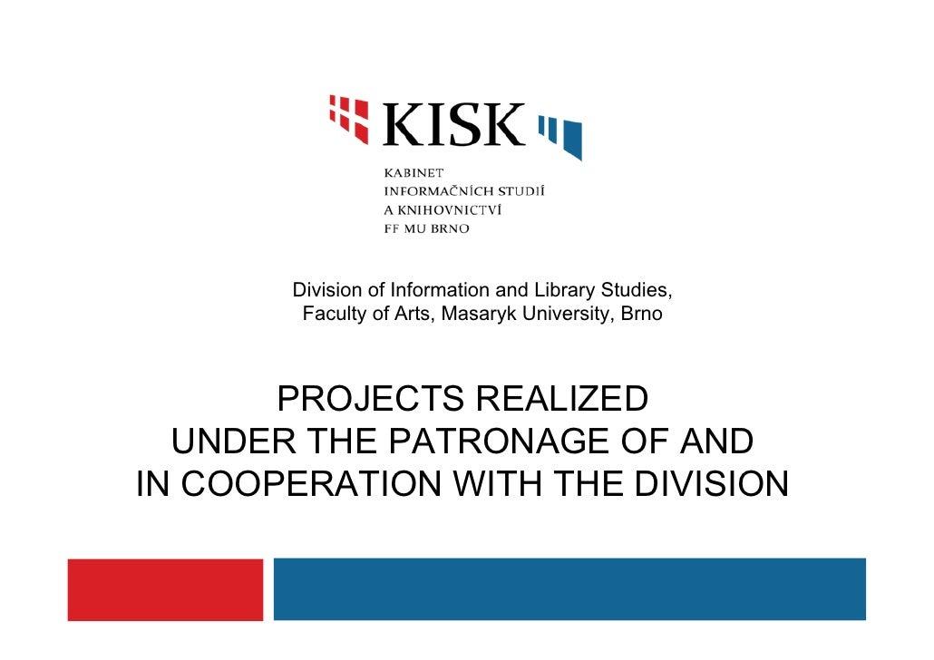 KISK projects (EN)