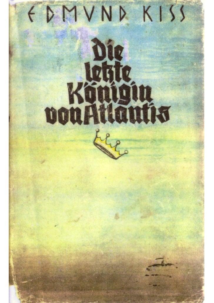 Kiss  edmund_-_die_letzte_koenigin_von_atlantis1931