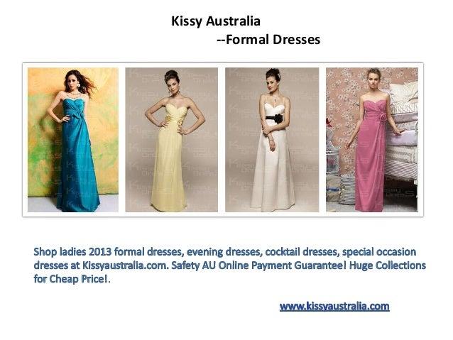 . Kissy Australia --Formal Dresses