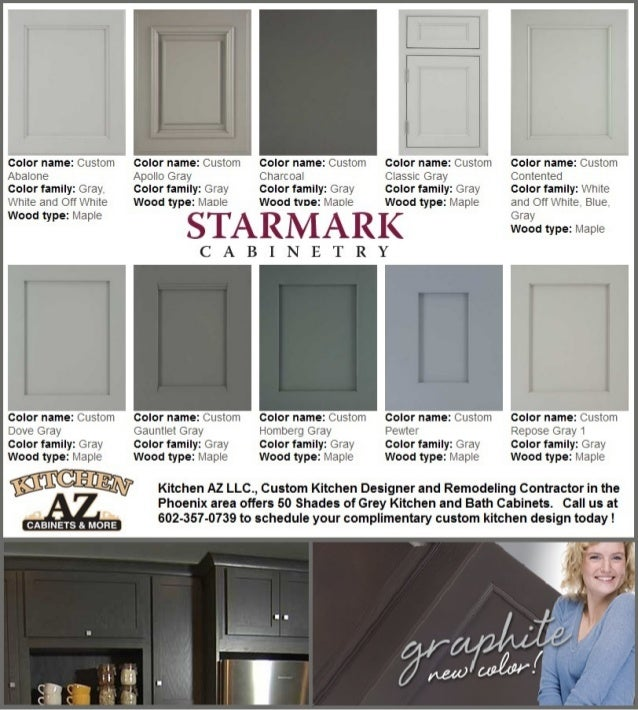 Kitchen Cabinets Phoenix Area: Kitchen Cabinets For Phoenix In 50 Shades Of Grey