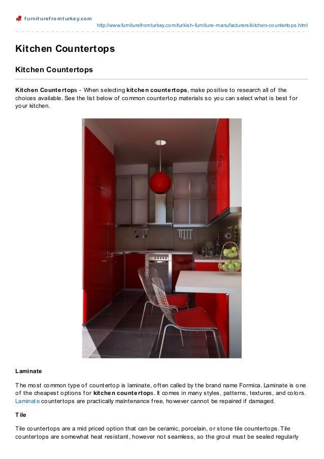 f urnit uref romt urkey.comhttp://www.furniturefromturkey.com/turkish-furniture-manufacturers/kitchen-countertops.htmlKitc...