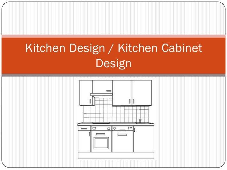 Parallel Modular Kitchen Designs
