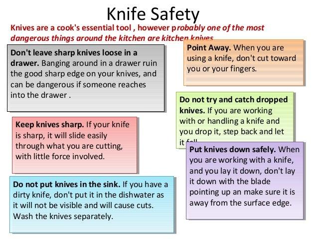 kitchen knives safety images knife safety blueskykitchen