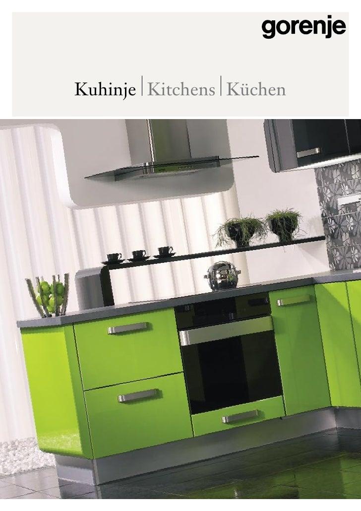 Kuhinje Kitchens Küchen