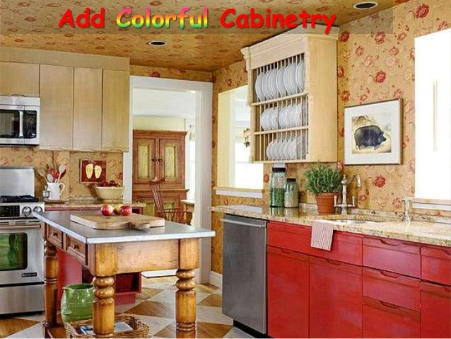 Add Cabinetry
