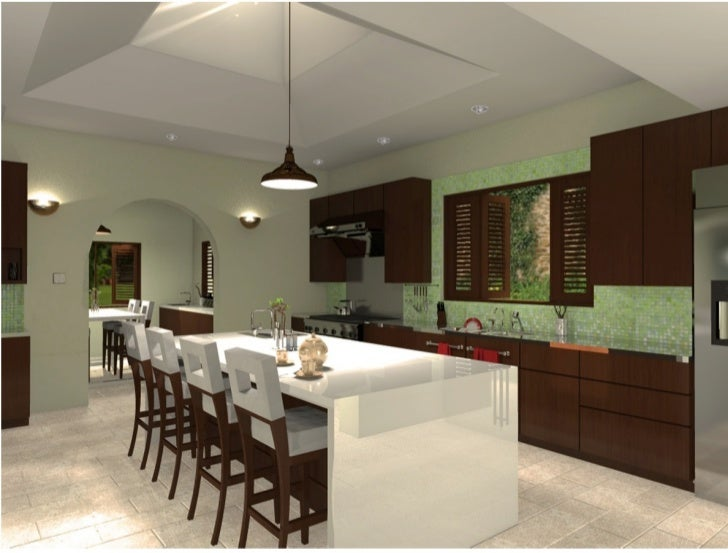 Kitchen design kingston jamaica for Jamaican kitchen designs
