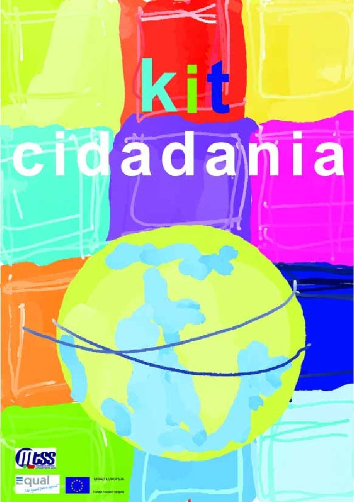 FICHA TÉCNICATÍTULOKit da Cidadania – Proposta formativa de educação não-formal de crianças e jovens num contexto intercul...