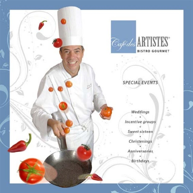 "Café des Artistesis for you!         ""At the Café des artistes there is no dish that is not a work of art and no         w..."