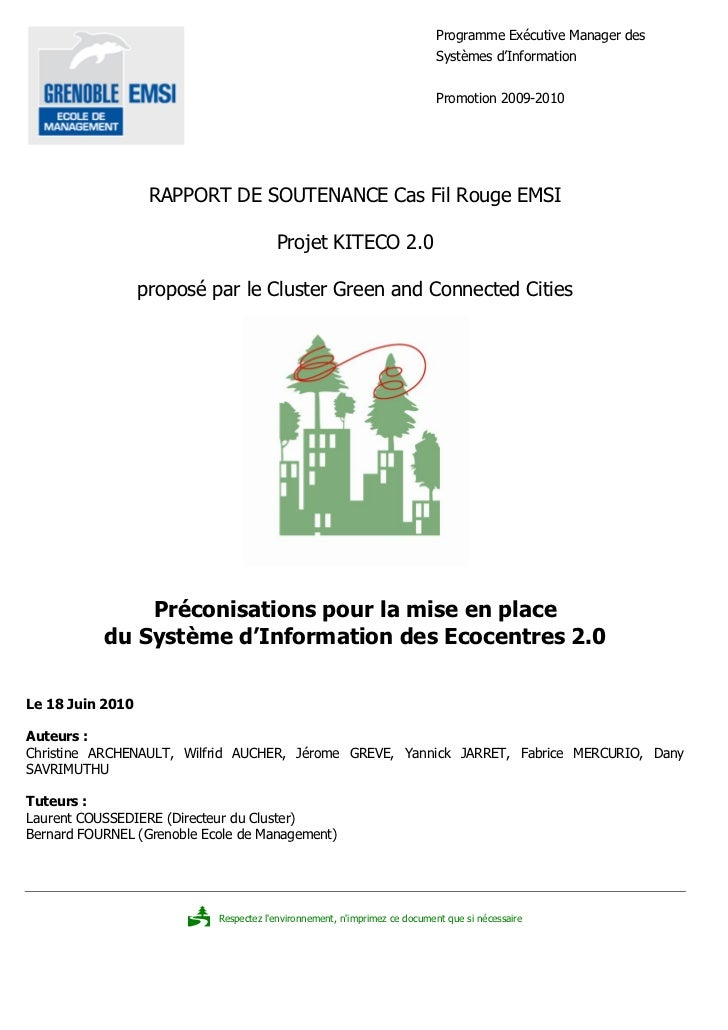Kiteco emsi2010 rapport