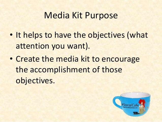 Understanding media kits press brand and the