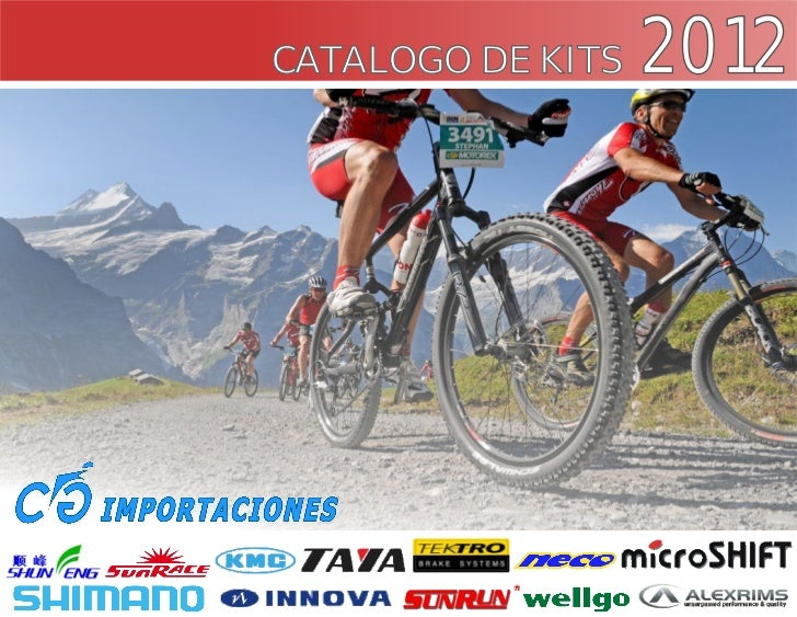 Kits cgimp 2012