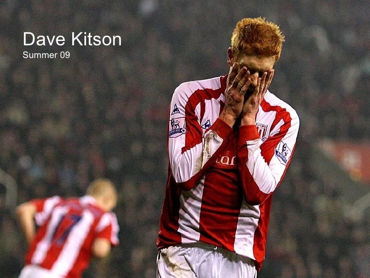 Dave Kitson Summer 09
