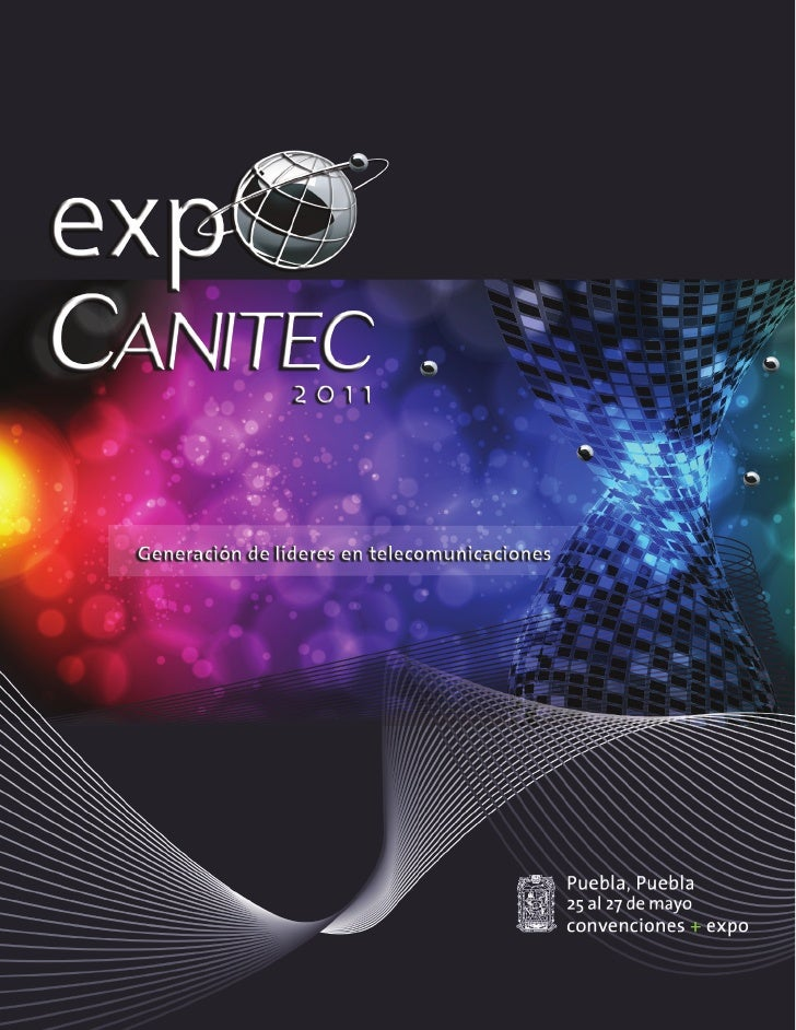 Expo Canitec 2011 Hospedaje y eventos, español
