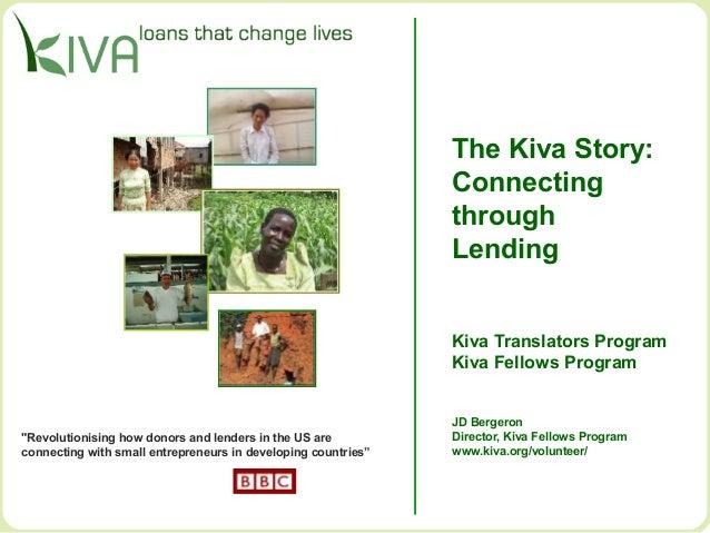 Kiva fulbright (07 mar 2009)