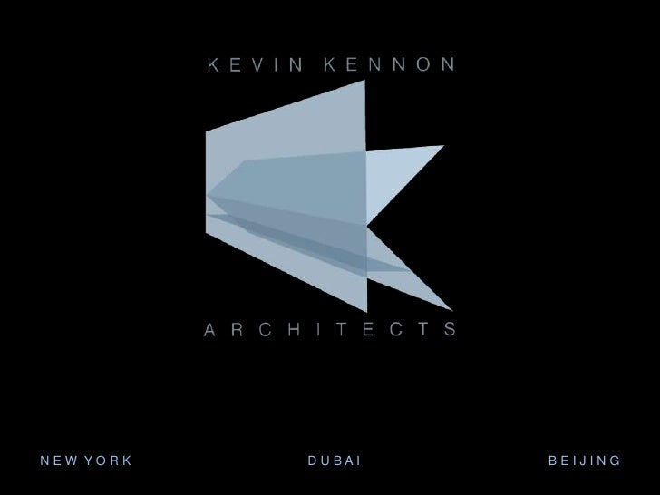Kevin Kennon Architects Overview