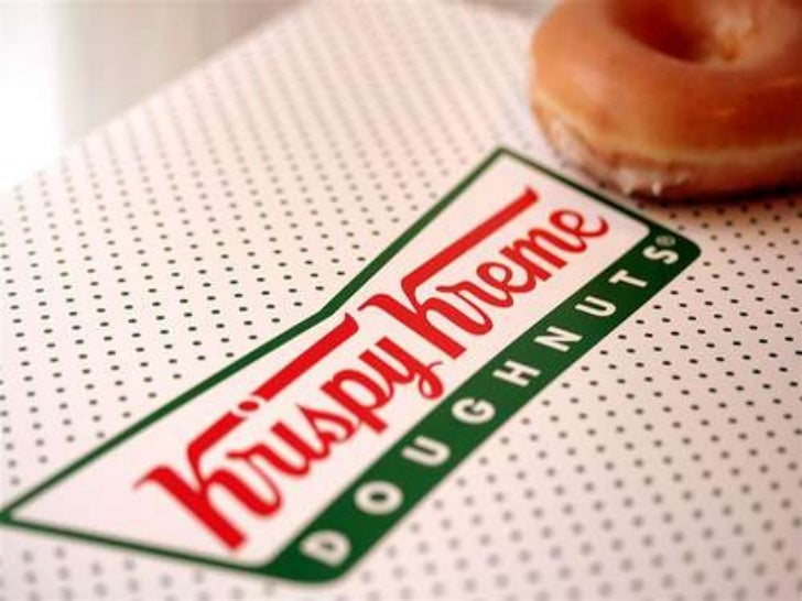 krispy kream case study Eating a krispy kreme donut is an unforgettable experience  in some cases,  customers were taking their donuts and eating them elsewhere or bringing coffee .