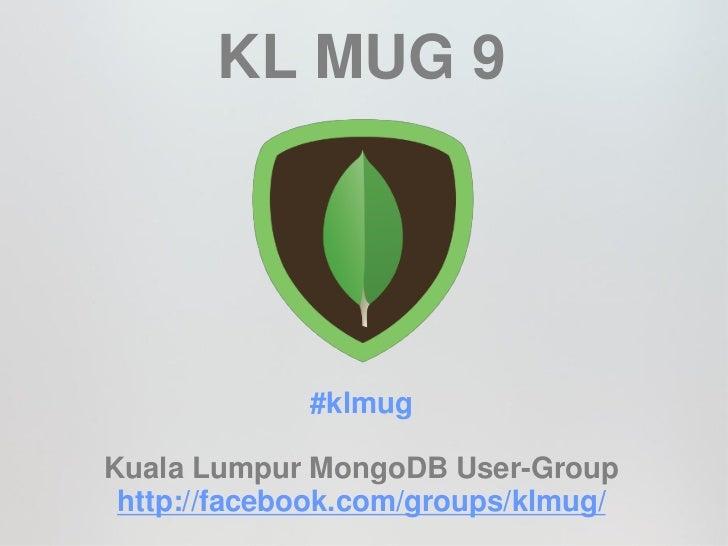 KL MUG 9