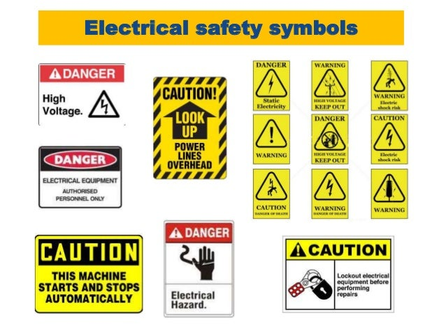 electrical signs and symbols pdf