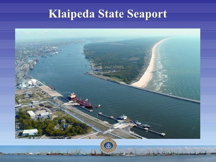 port of klaipeda