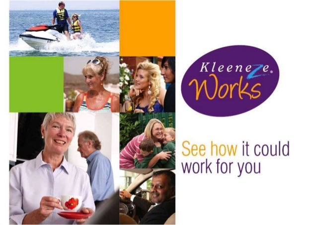 Kleeneze works to give youwhat you want from life• Earn extra money• Work flexible hours around your family, studies or jo...
