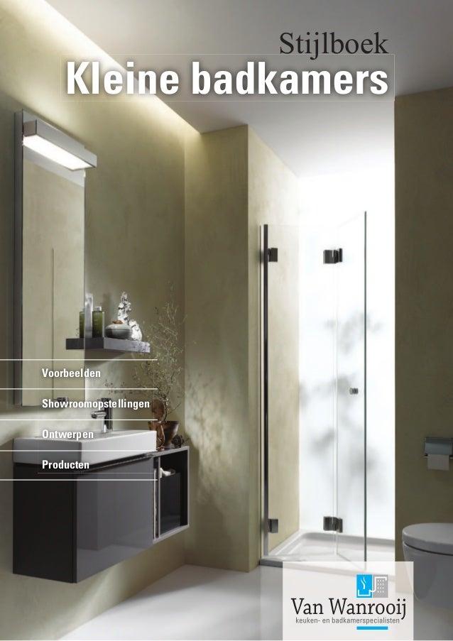 Kleine badkamer voorbeelden - Kleine badkamer ...