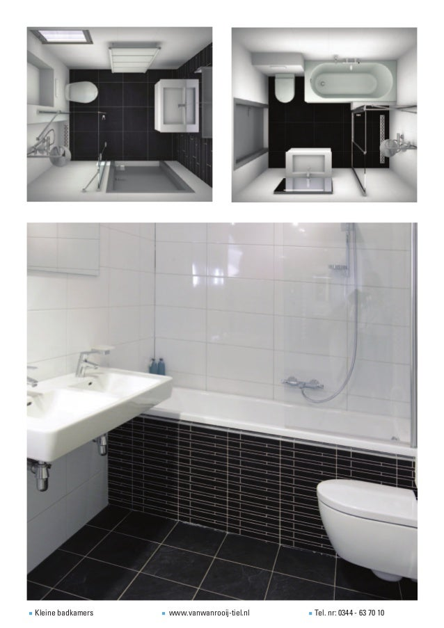 Muurverf Voor Badkamer ~ Kleine badkamer voorbeelden