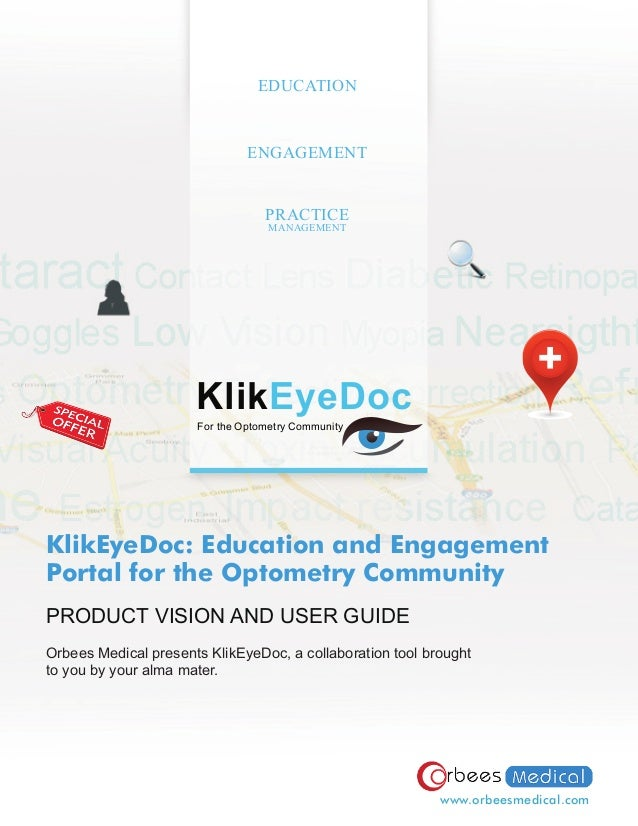 KlikEyeDoc Product Overview