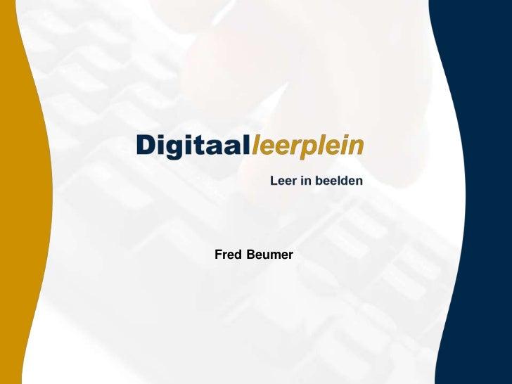 Fred Beumer<br />