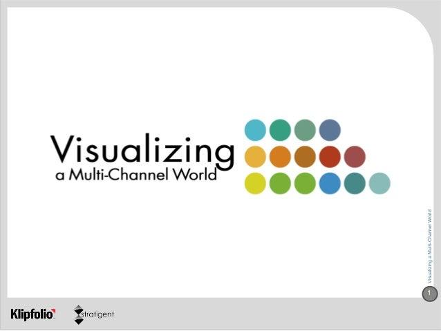 1    Visualizing a Multi-Channel World
