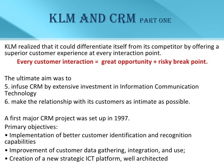 customer relationship management case study Customer relationship management case solution,customer relationship management case analysis, customer relationship management case study solution, introduction in the year, 1983 berry introduced the concept of relationship marketing that was aimed at improving or enhancing the relationship of an organ.