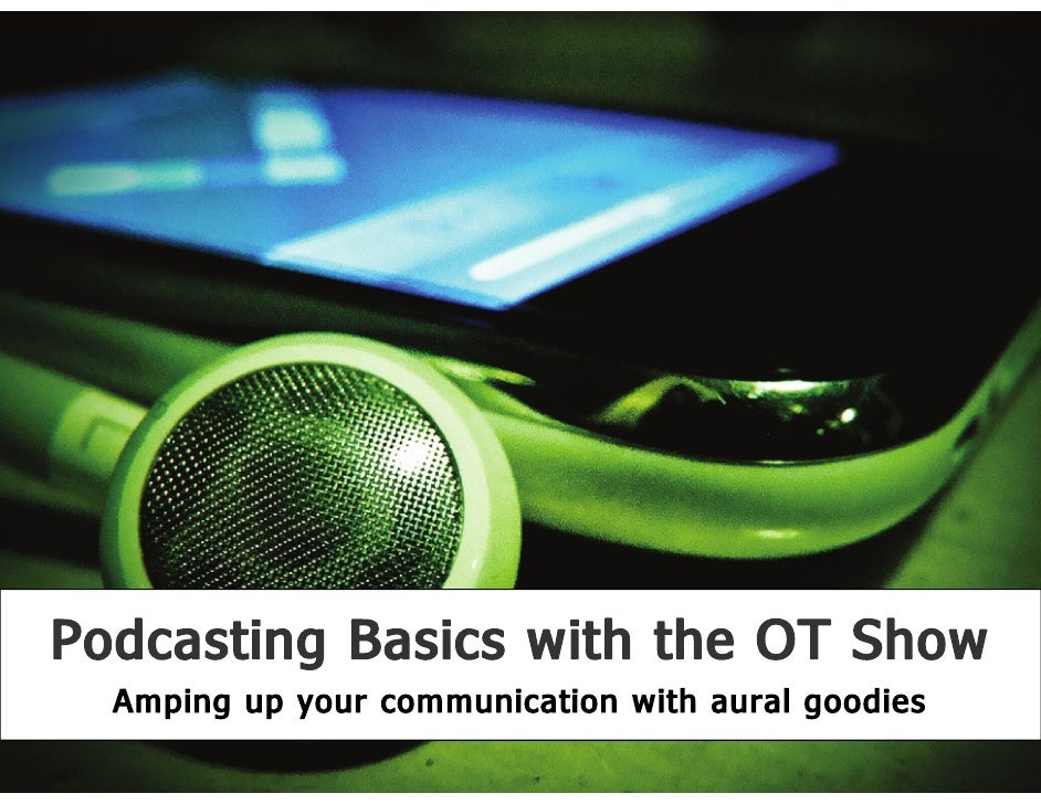Podcasting Basics With the Overtime Show