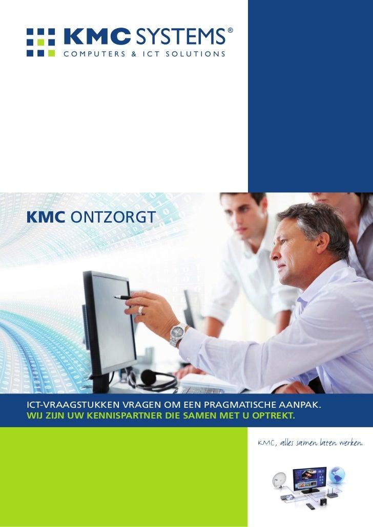 KMC Systems bedrijfsfolder