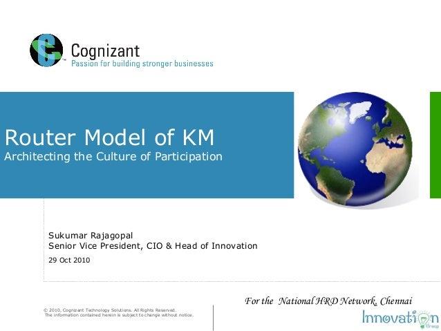 KM for the National HRD Network v1.0