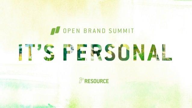 Open Brand Summit: Kelly Mooney