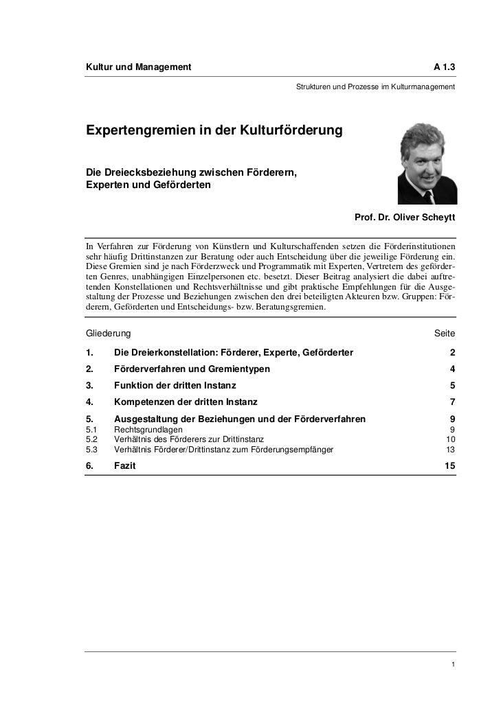 Kultur und Management                                                                       A 1.3                         ...