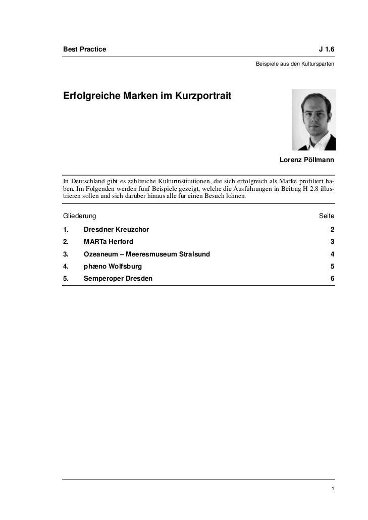 Lorenz Pöllmann: Erfolgreiche Marken im Kurzportrait