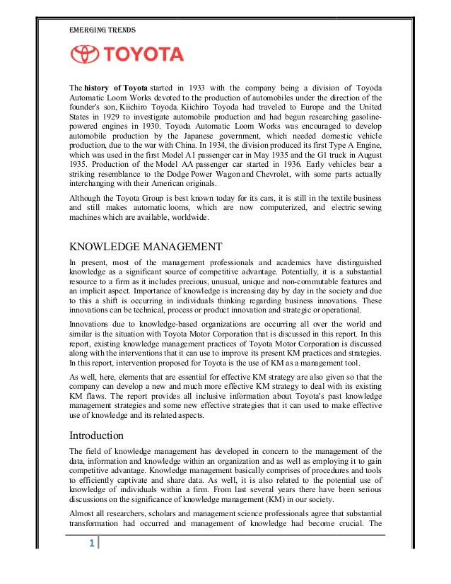 thesis proposal on talent management
