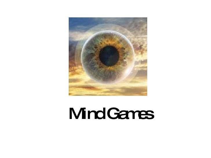 Mind Games - a feast of optical illusions