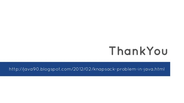 fractional knapsack problem example pdf