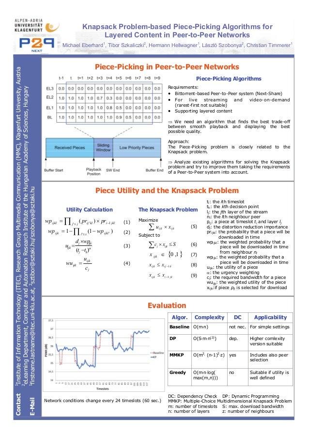 Contact1 InstituteofInformationTechnology(ITEC),ResearchGroupMultimediaCommunication(MMC),KlagenfurtUniversity,Austria 2 e...