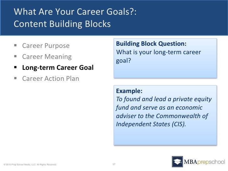 Career Plan Examples - University of Minnesota Duluth