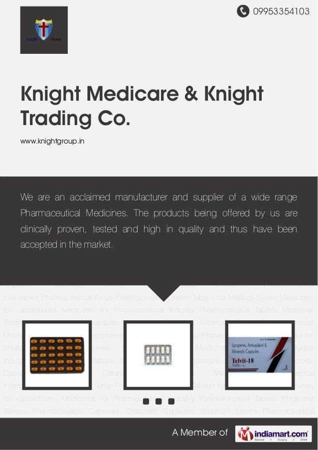 Knight medicare-knight-trading-co