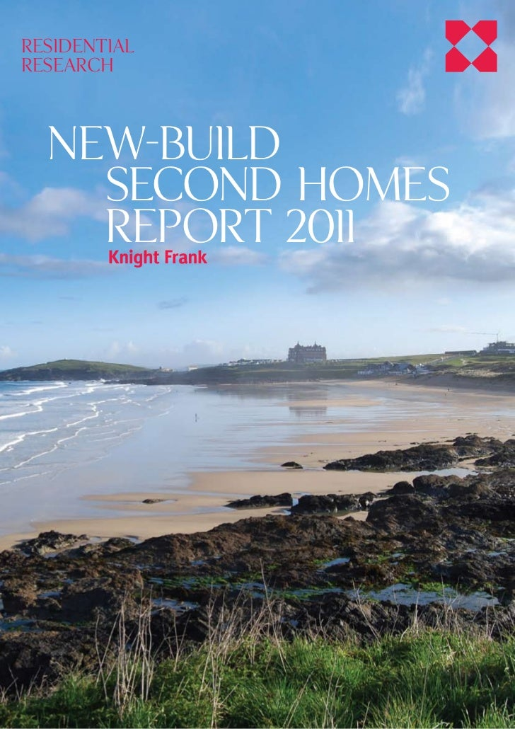 RESIDENTIALRESEARCH  New-build    second homes    report 2011