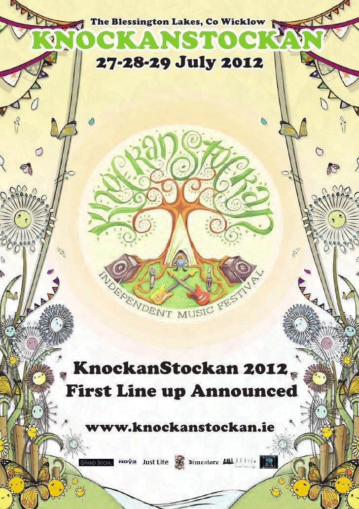 Knockanstockan program online