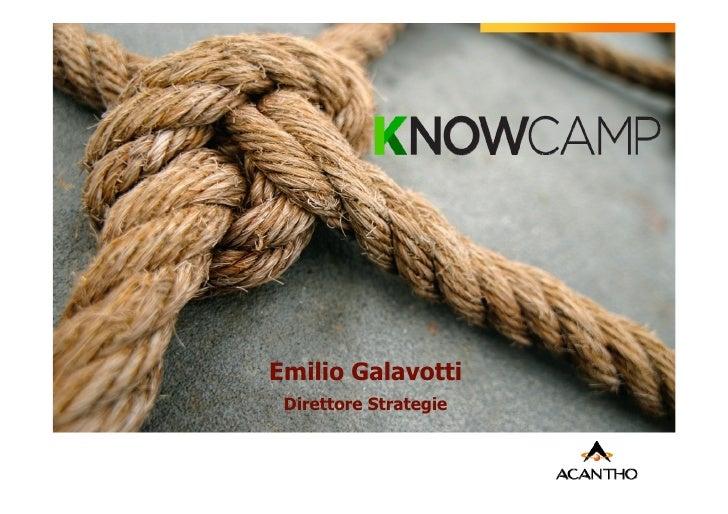 Emilio Galavotti - Acantho