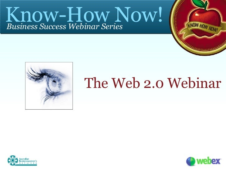 Know-How Now Web2.0